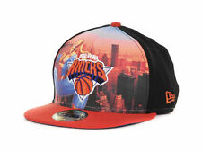 New Era New York Knicks NBA Marvel City 59FIFTY Fitted Cap Hat $35