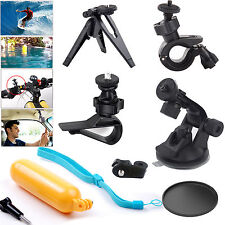 EEEKit 7in1 Outdoor Sports Basic Accessories Bundle Kit for Action Sports Camera