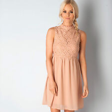 Womens Vero Moda Magnolia Lace Dress In Dusky Pink This Dress Is Both Stylish