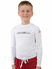 O'Neill Kids Basic Long Sleeve Rash Guard: Quality, Value, Fit at a Low Price