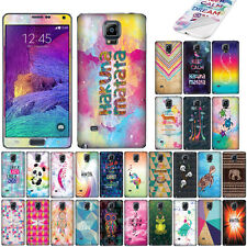 For Samsung Galaxy Note 4 Geometric Hipster Vinyl Skin Decal Sticker Accessory
