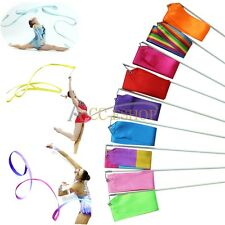 Best Quality Dance Ribbon Rhythmic Art Gymnastics Ballet Streamer Twirling Wand