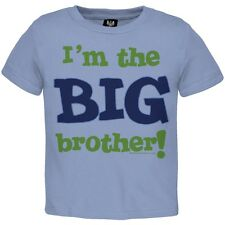Baby Boys I'm The Big Brother Toddler T-Shirt