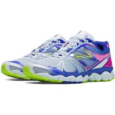Women's New Balance W880v4 Athletic Shoes Silver-Blue *New*