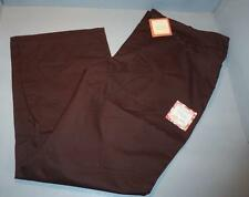 Dockers Women's Metro Classic Pants Truly Slimming Brown SIZES! NWT
