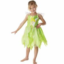 Tinkerbell Childrens Official Disney Princess Fancy Dress Book Week Costume