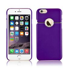Brushed Chrome Slim Design Protective Hard Back Case Cover- iPhone 6 / 6s *SALE*