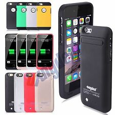 """3600mAh External battery backup power bank Charger case cover for iphone 6 4.7"""""""