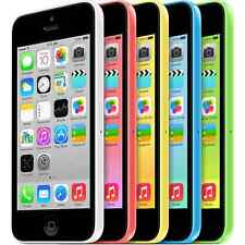 Apple iPhone 5c 8 16 or 32GB White Blue Pink Green or Yellow T-Mobile Smartphone