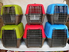 PET CARRIER FOR DOGS OR CATS SMALL OR LARGE IN x3 COLOURS