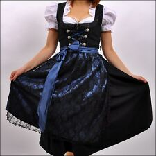 065. Dirndl Oktoberfest German Austrian Dress -Sizes: 4.6.8.10.12.14.16.18.20.22