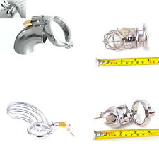 new sale men chastity device/belt stainless steel ring 22 style wholesale