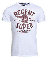 New Mens Superdry Factory Second Real Dry T-Shirt Optic
