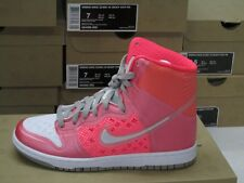 Nike WMNS Dunk Hi Leather Women's shoes Basketball Boots Sneaker trainers NEW