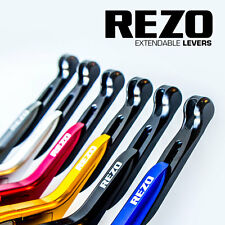REZO Extendable Clutch/Brake Levers BMW K1200S 04-08