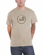George Harrison Dark Horse Symbol Official Mens New Beige T Shirt