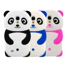 kwmobile CUSTODIA TPU DESIGN PANDA P SAMSUNG GALAXY S4 MINI I9190 / I9195  CASE
