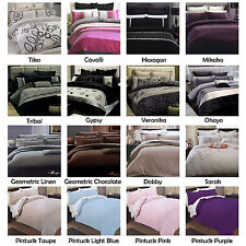 3 Pce Caprice Belmando Quilt Doona Duvet Cover Set QUEEN KING