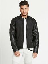 G By Guess Men's Robertson Bomber Jacket