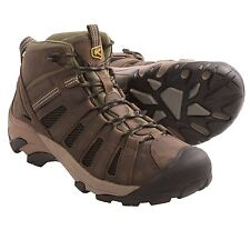 Keen Mens Voyageur Mid Boots hiking trail shoes NEW $125