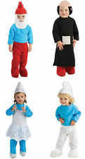 Infant Newborn TV The Smurfs Character Smurf Costume