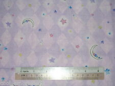 STAR moon dot swirl blender cotton quilting fabric *Choose design, size