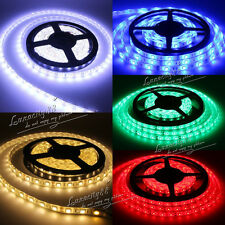 Waterproof IP65 Super Bright 5M 3528 5050 SMD 300LED Flexible Strip Light DC 12V