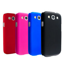 kwmobile GUMMED HARD CASE FOR SAMSUNG GALAXY S3 I9300 / S3 NEO I9301 COVER