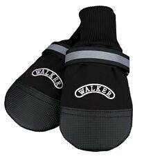 New Trixie Walker Care Comfort Protective Dog Boots All Sizes -1-2 or 4 Pk Shoes