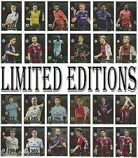 Adrenalyn 2014/2015 Champions League Panini LIMITED EDITION / LEGEND card