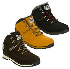 Henleys Mens Nubuck Hiker Boots From Get The Label WOW1