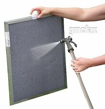 THE ULTIMATE AIR FILTER!  PERMANENT WASHABLE REUSABLE ELECTROSTATIC FURNACE AC