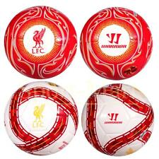 Liverpool FC Warrior Graphic Soccer Ball Tribal Training Football Size 5