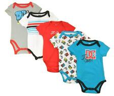 DC Shoes Infant Boys Teal & Multi Color 5pc Bodysuit Set Size 0/3M 3/6M 6/9M $42