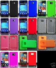 VERY LOW PRICE! Cover COLOR Case FOR Samsung Galaxy S2 SGH-S959G / I777 / I9100