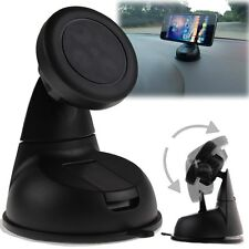 360°Car Magnetic Windshield Dashboard Mount Holder For Samsung For HTC For Nokia