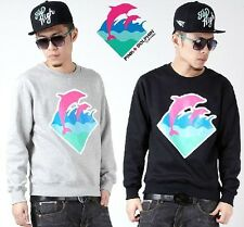 pink dolphin clothing Hip-Hop street waves Crewneck Inspired Sweatshirt