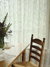 Coventry Panel by Heritage Lace, Choice of 3 Sizes, Classic, Romantic Look