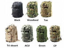Tactical Scorpion Gear Military Style Mod Assault MOLLE Backpack Muliple Colors