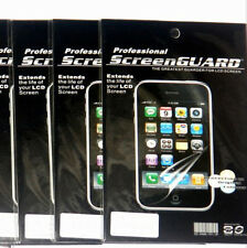 10x LCD Guard Shield Screen Protector Film Cover FOR Samsung Phones 2015