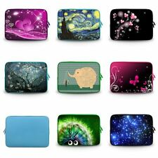 "Many Designs 9.7inch 10""10.1""10.2"" Laptop Sleeve Bag Case Pouch Cover Protector"