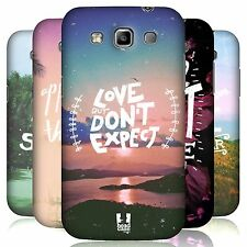 HEAD CASE DESIGNS THOUGHTS TO PONDER CASE FOR SAMSUNG GALAXY WIN DUOS I8552