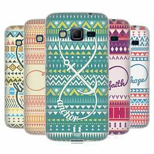 HEAD CASE INFINITY AZTEC SILICONE GEL CASE FOR SAMSUNG GALAXY EXPRESS 2 G3815