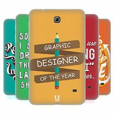 VITA DI UN GRAPHIC DESIGNER CASE IN GEL PER SAMSUNG GALAXY TAB 4 8.0 WIFI T330