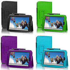 "PU Leather Folio Case Cover Stand with Holder For Barnes & Noble Nook HD 7"" / 9"""