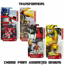 """TRANSFORMERS Age of Extinction 3"""" Mini Figures - Assorted"""