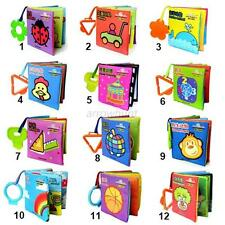 Intelligence development Cloth Cognize Book Educational Toy For Childs Kid Baby