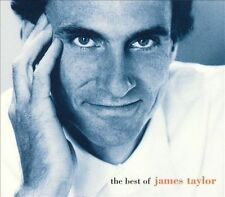THE BEST OF JAMES TAYLOR by James Taylor - CD (Sweet Baby James, Fire and Rain)
