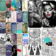 New Fashion Cute Design Pattern Hard Back Case Cover For iPhone 5C