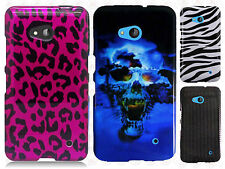 For T-Mobile Nokia Lumia 640 HARD Protector Case Snap On Phone Cover Accessory